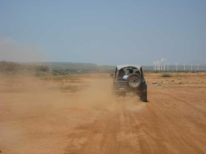 jeepsafari curacao
