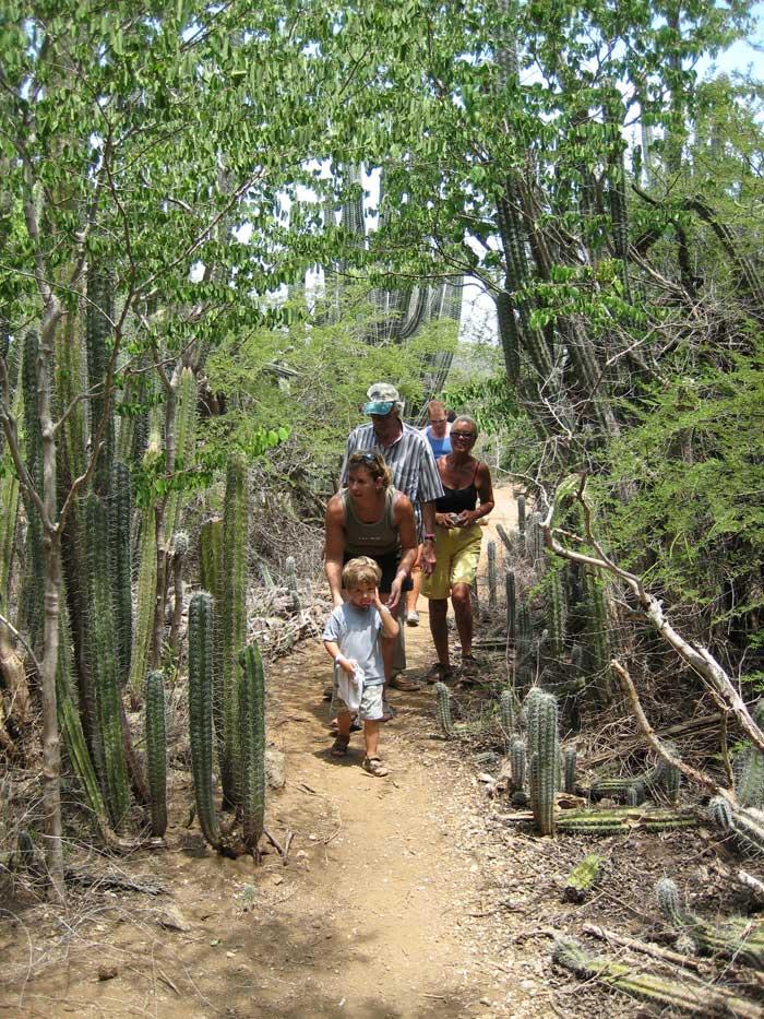 natuurgebieden bezoeken op Curaçao