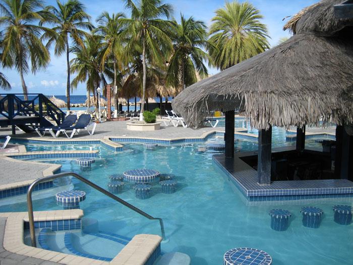 sunscape resort zwembad